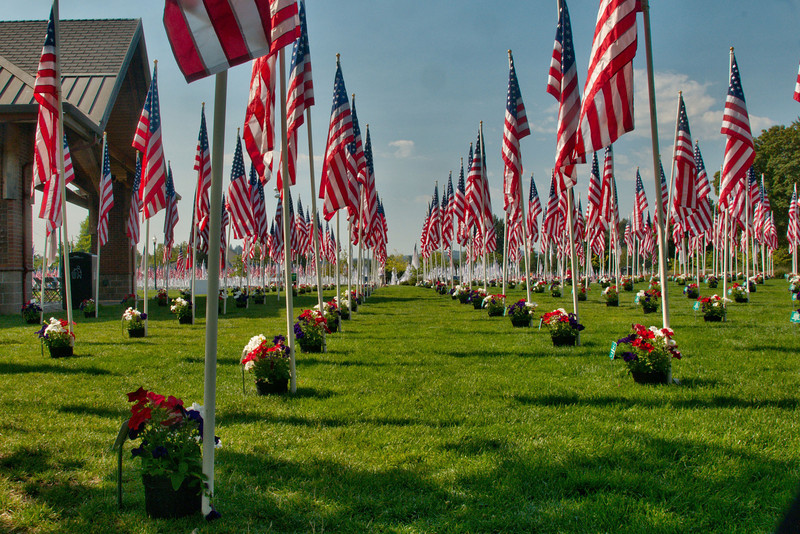 9/11 Ten Years After -- Salem Honors the Victims