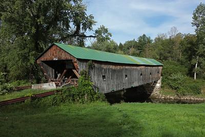 Hammond Covered Bridge