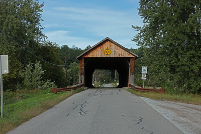 Depot Hill Covered Bridge