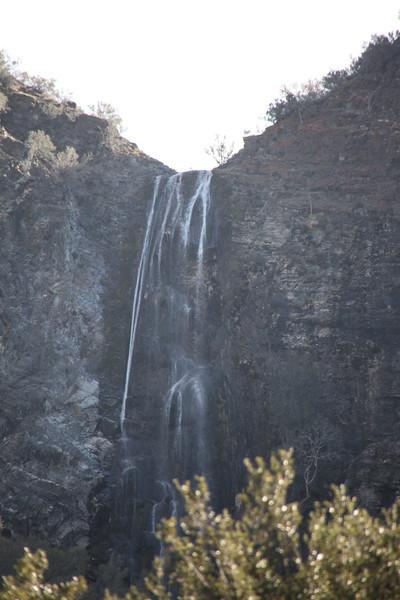 Upper Rose Valley Falls