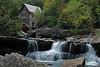 Glade Creek Falls