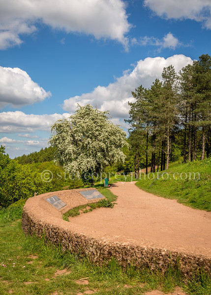 Clent Hills, Worcestershire.