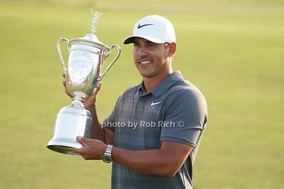 Brooks Koepka wins 2018 US OPEN