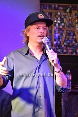 Beth Stern presents David Spade at Stephen's Talk House
