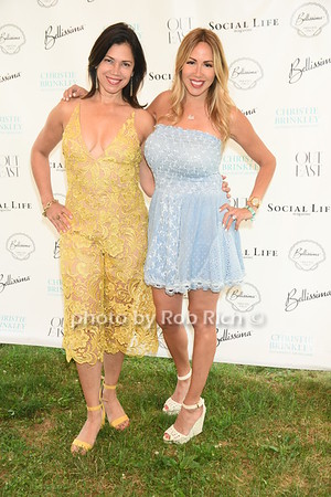 Christie Brinkley hosts St.Barths in the Hamptons 2018