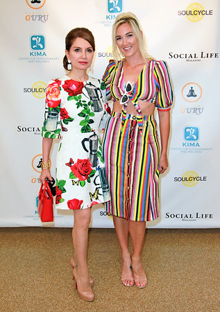 Jean Shafiroff, Liana Werner-Gray photo by J. Van Der Watt for Rob Rich/SocietyAllure.com ©2018 robrich101@gmail.com 516-676-3939