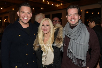 Hank Stampfl, Nancy Pearson, Todd Burnsed photo by Rob Rich/SocietyAllure.com ©2018 robrich101@gmail.com 516-676-3939