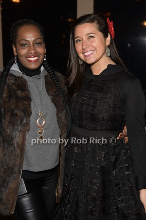 Lima Solomon, Erica Valasquez photo by Rob Rich/SocietyAllure.com ©2018 robrich101@gmail.com 516-676-3939
