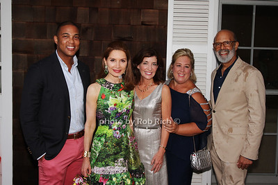 Don Lemon, Jean Shafiroff, Kathy Hochul, Rebecca Seawright and MIchael Lomax photo by K.Doran  for Rob Rich/SocietyAllure.com ©2018 robrich101@gmail.com 516-676-3939