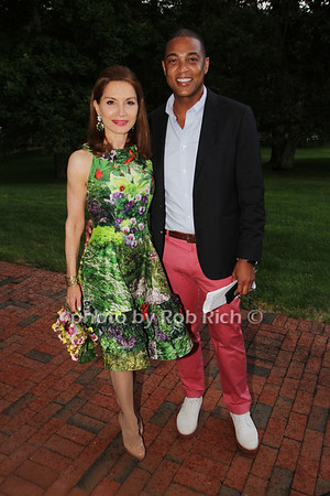 Jean Shafiroff and Don Lemon photo by K.Doran  for Rob Rich/SocietyAllure.com ©2018 robrich101@gmail.com 516-676-3939