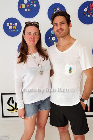 Sarah Weitlauf and Christopher Blotiau photo by K.Doran for Rob Rich/SocietyAllure.com ©2018 robrich101@gmail.com 516-676-3939