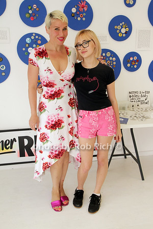 Dr. Lila Wolfe and Sofia Leilani photo by K.Doran for Rob Rich/SocietyAllure.com ©2018 robrich101@gmail.com 516-676-3939