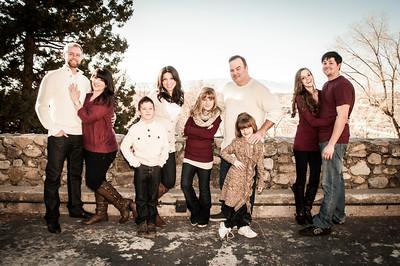 McClellan Family {Arizona}