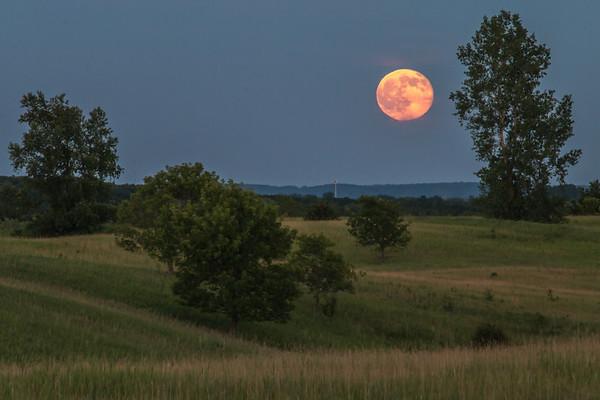 Solstice Moon 2016