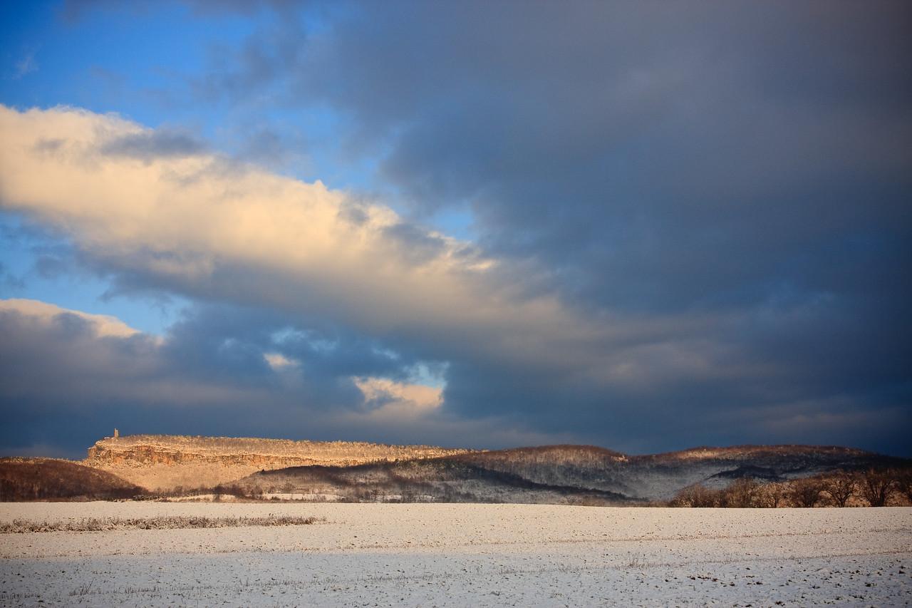 Sky Top in early winter