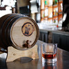 The Iron Horse Hotel distills its own whiskey, Barrel 1907. Photo credit: Chris Bart