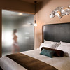 Custom Deluxe King guest room at The Iron Horse Hotel<br /> Photo by: Kenton Robertson