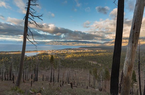 South Lake Tahoe Illuminated