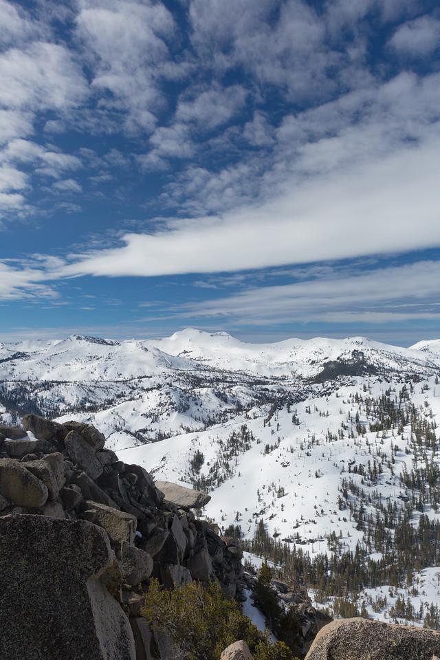 Vertical View into Desolation