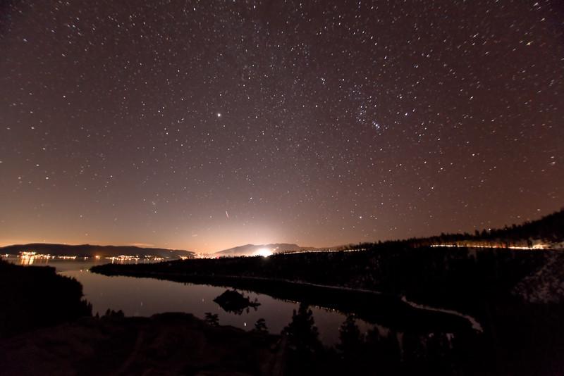 Emerald Bay Nightscape