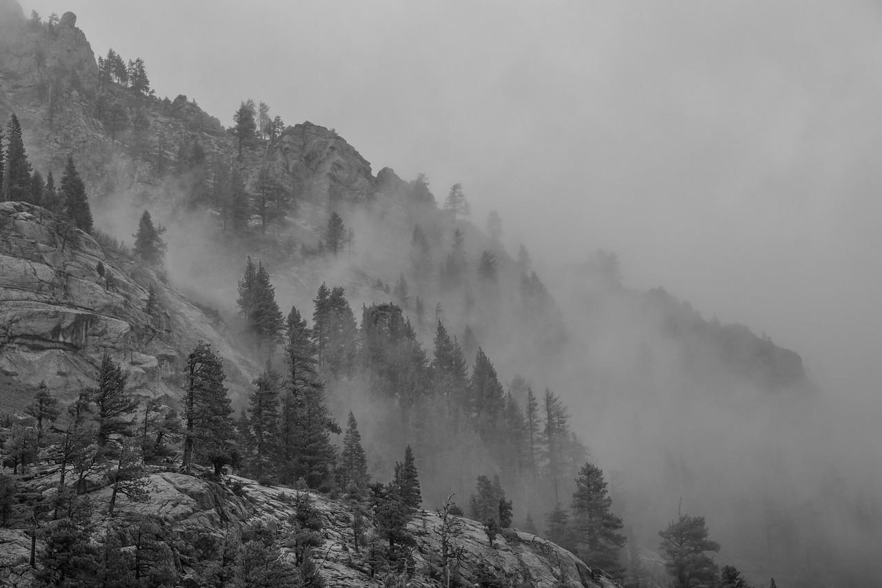 Rain, Wind, and Granite