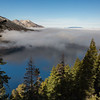 Inversion Lifting from Fallen Leaf Lake