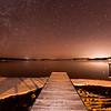 South Shore Pier at Night