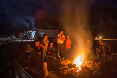 Salmon Camp