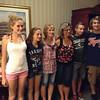 L > R, Rachael Gruss, Julia Gruss, Lisa Helmle, Tyler Helmle and Josef Helmle