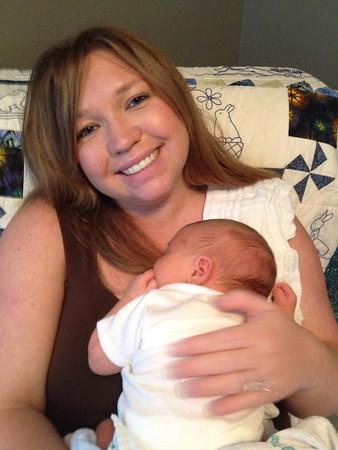 Joyous Mom Jennifer!