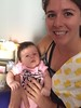 Hilary with Aunt Hannah