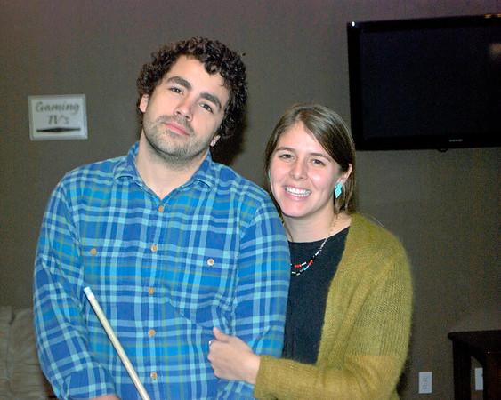 Randy Lacey & Hannah Jones