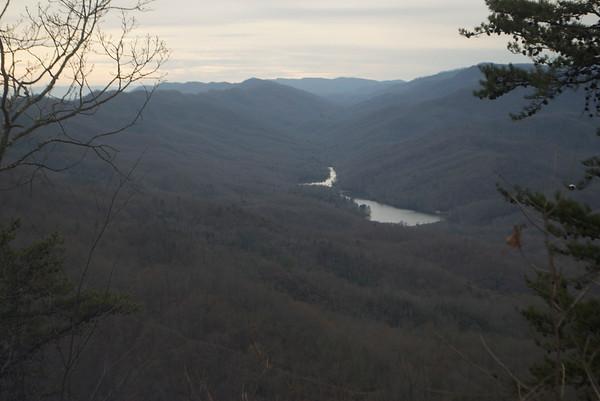 Appalachian Valley in the Smokies.