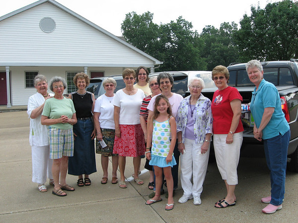 Mary's TennPatch quilting group