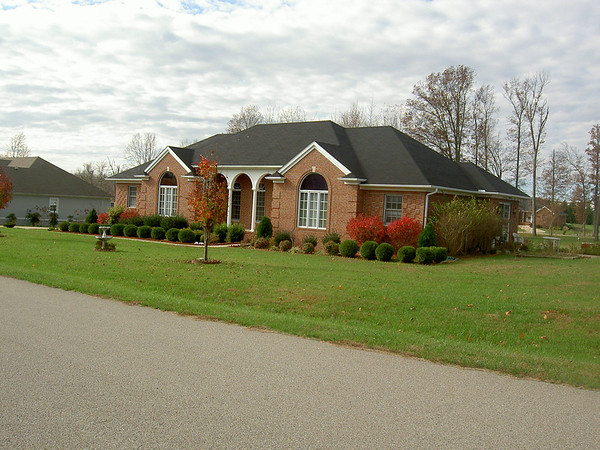 Our home in Paris TN. Our house on MA and been sold and we found this home with little difficulty and moved in December 2004.