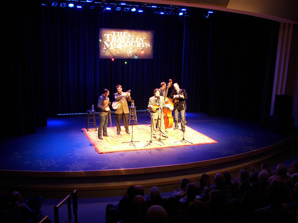The Library Theatre presents The Travelin' McCourys