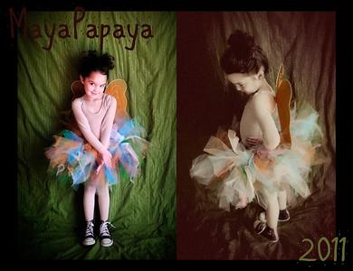 Maya Collage