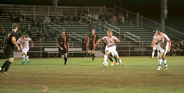 Boys Soccer vs. Belchertown 10-6-16