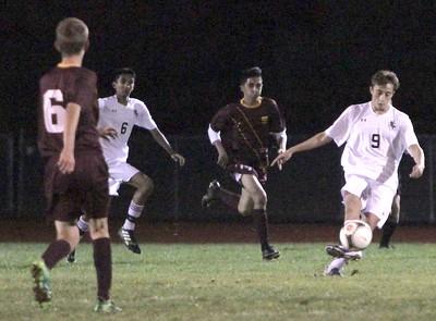 Boys Soccer vs. Chicopee 11-6-17