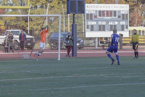 Boys Soccer vs. West Springfield 11-11-17