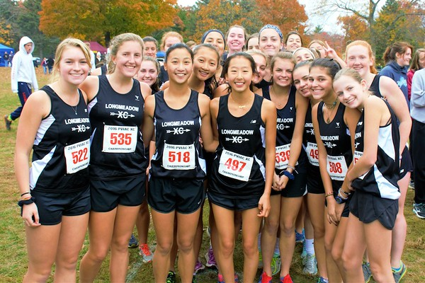 Cross Country at PVIAC Championship