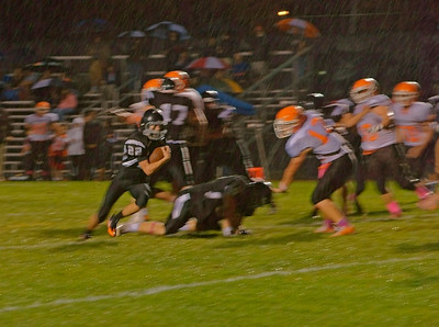 Football vs. Agawam  October 2016