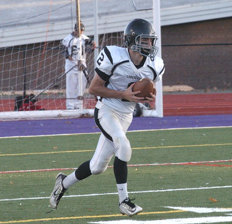 Football vs. Taconic 11-12-16