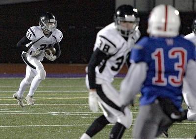 Football vs. West Springfield 11-10-17