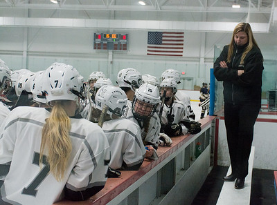 Girls Ice Hockey vs. Needham 1-22-17