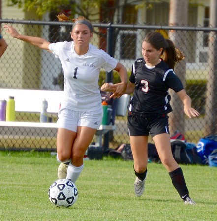 Girls Soccer vs. Westfield 9-20-16