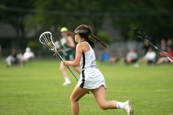 Longmeadow Girls Lax vs. Wachusett 6-3-16