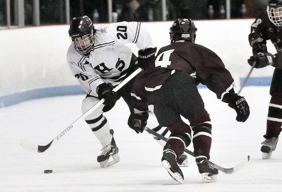 2/25/2014 Longmeadow VS Ludlow WMass D3 Round 1