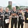 233 Longmeadow Softball Runner Up Trophy