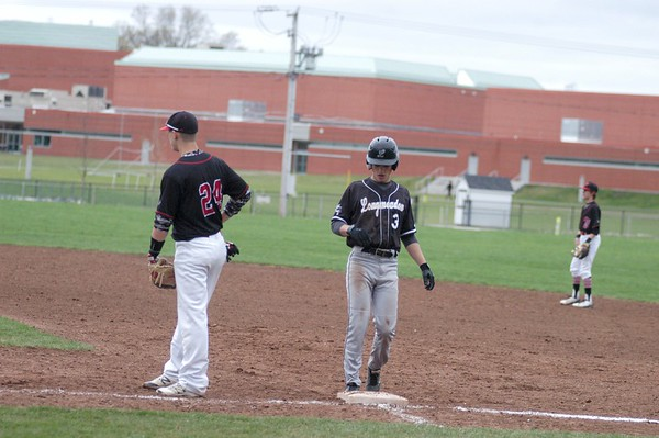 Longmeadow baseball vs. Westfield 5-4-16